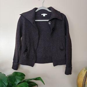 Pendleton Wool Jacket Women's Small Dark Brown